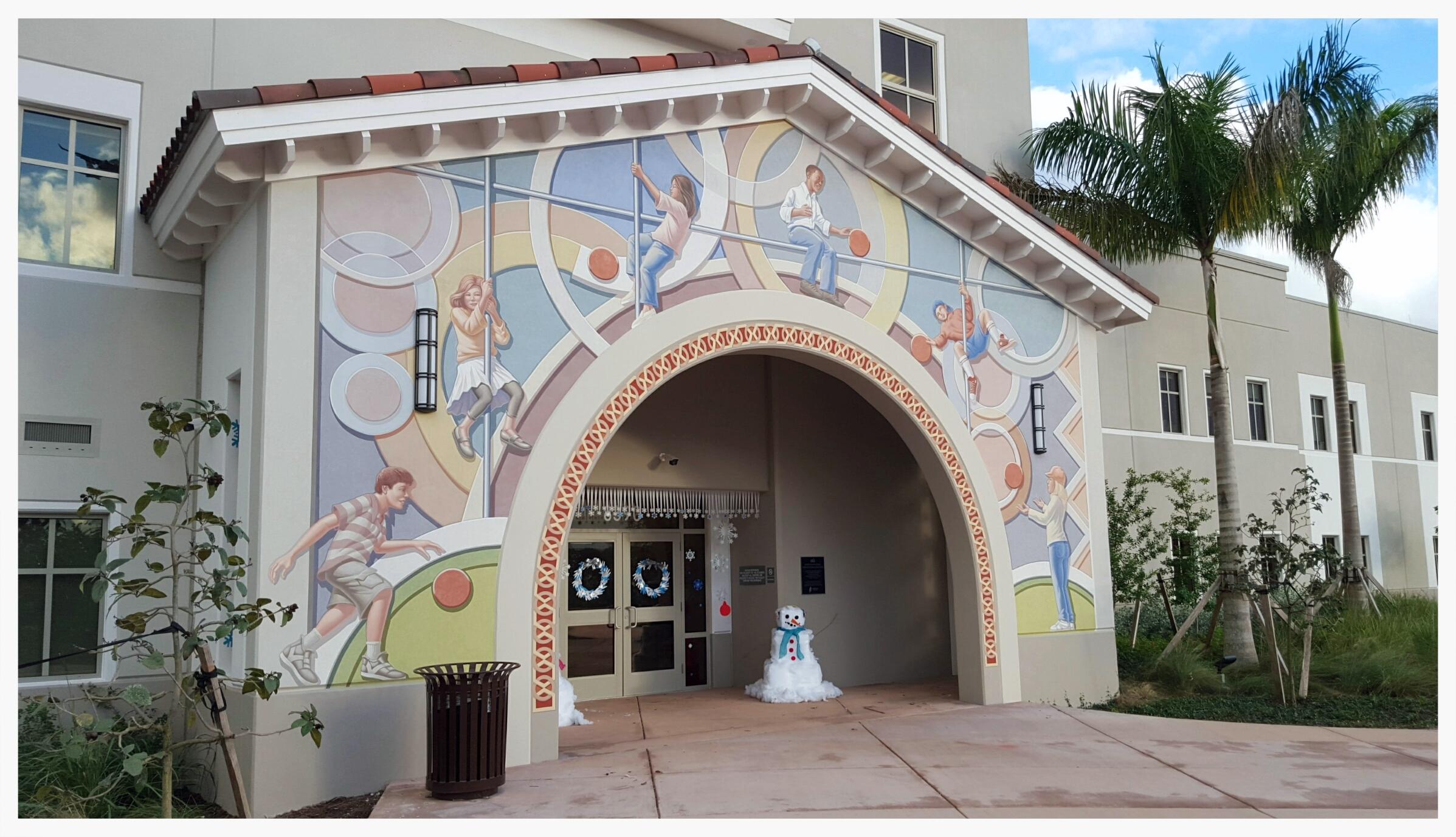 Downtown Doral Charter Elementary School,  Doral, Florida