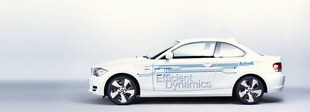 The BMW ActiveE Electric Coupe