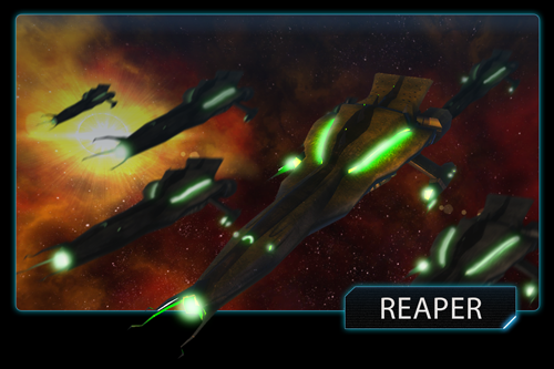 Reaper - Single-Purpose Heavy Hitter