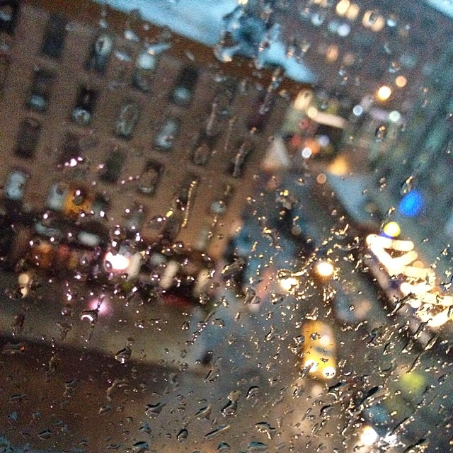 One of those #stormy nights in #NYC