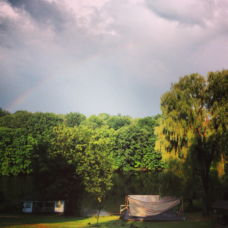 Ananda Lake, photo by Maré Hieronimus