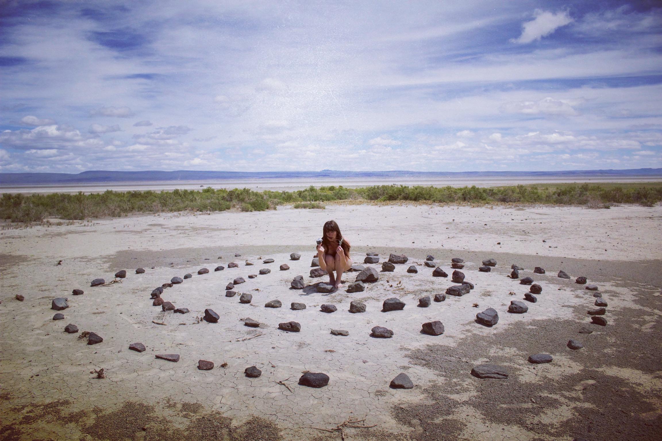 Ocean Born | Maré Hieronimus ~ Summer Lake, Oregon