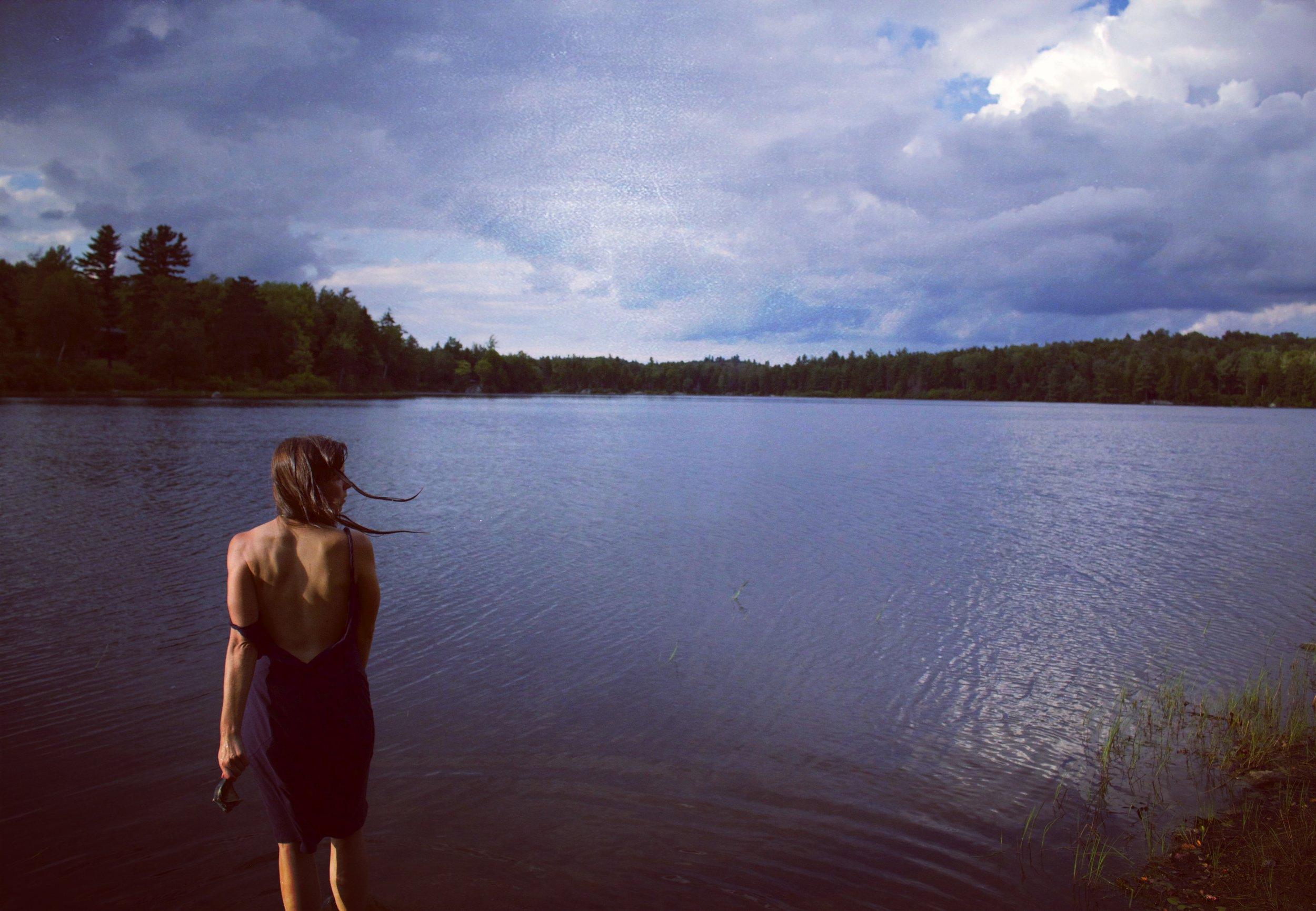 Lake Huaca |Maré Hieronimus ~ Plainfield, Massachusetts