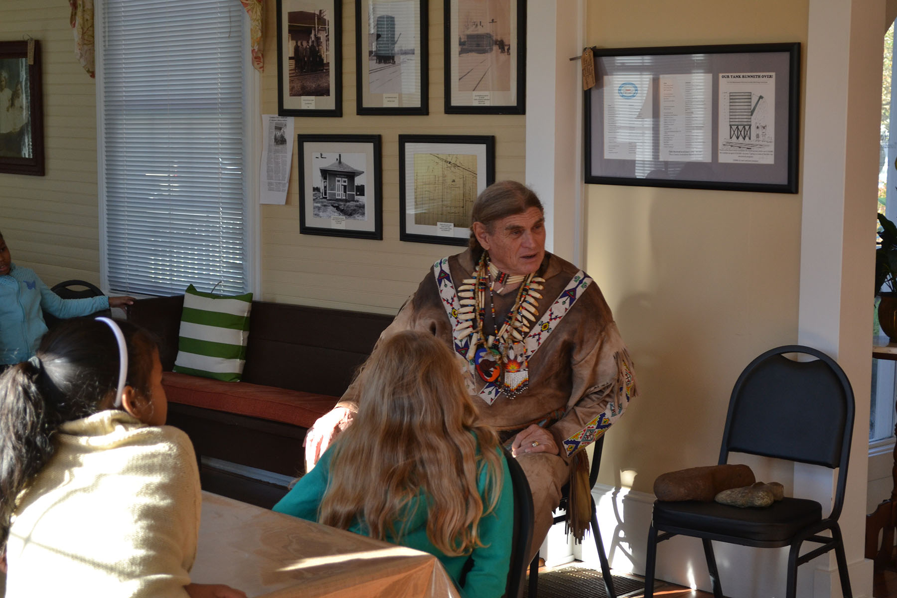 Native American Day 2014:  Photo by Jim McLean