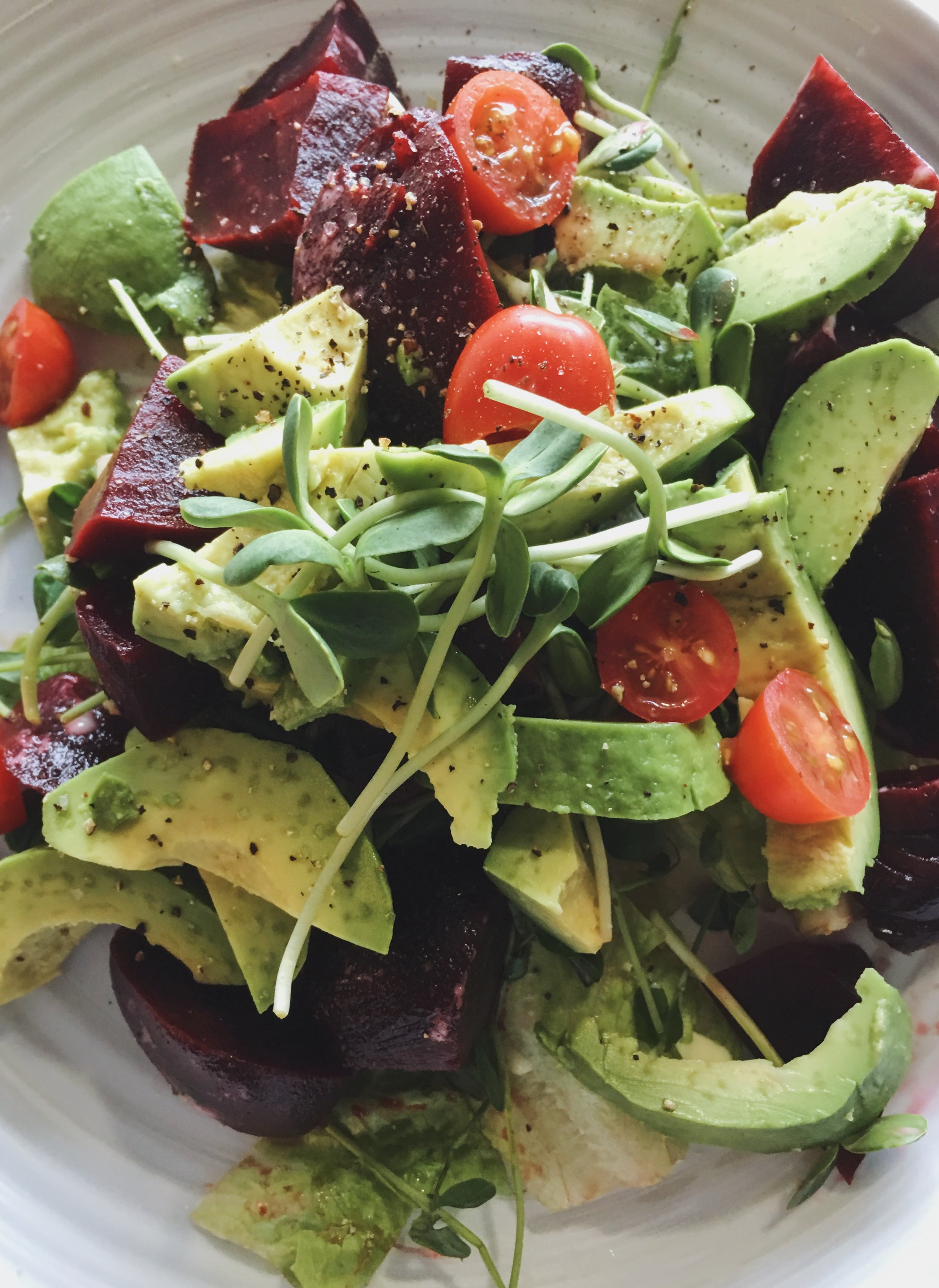 April 22nd - A plant based diet