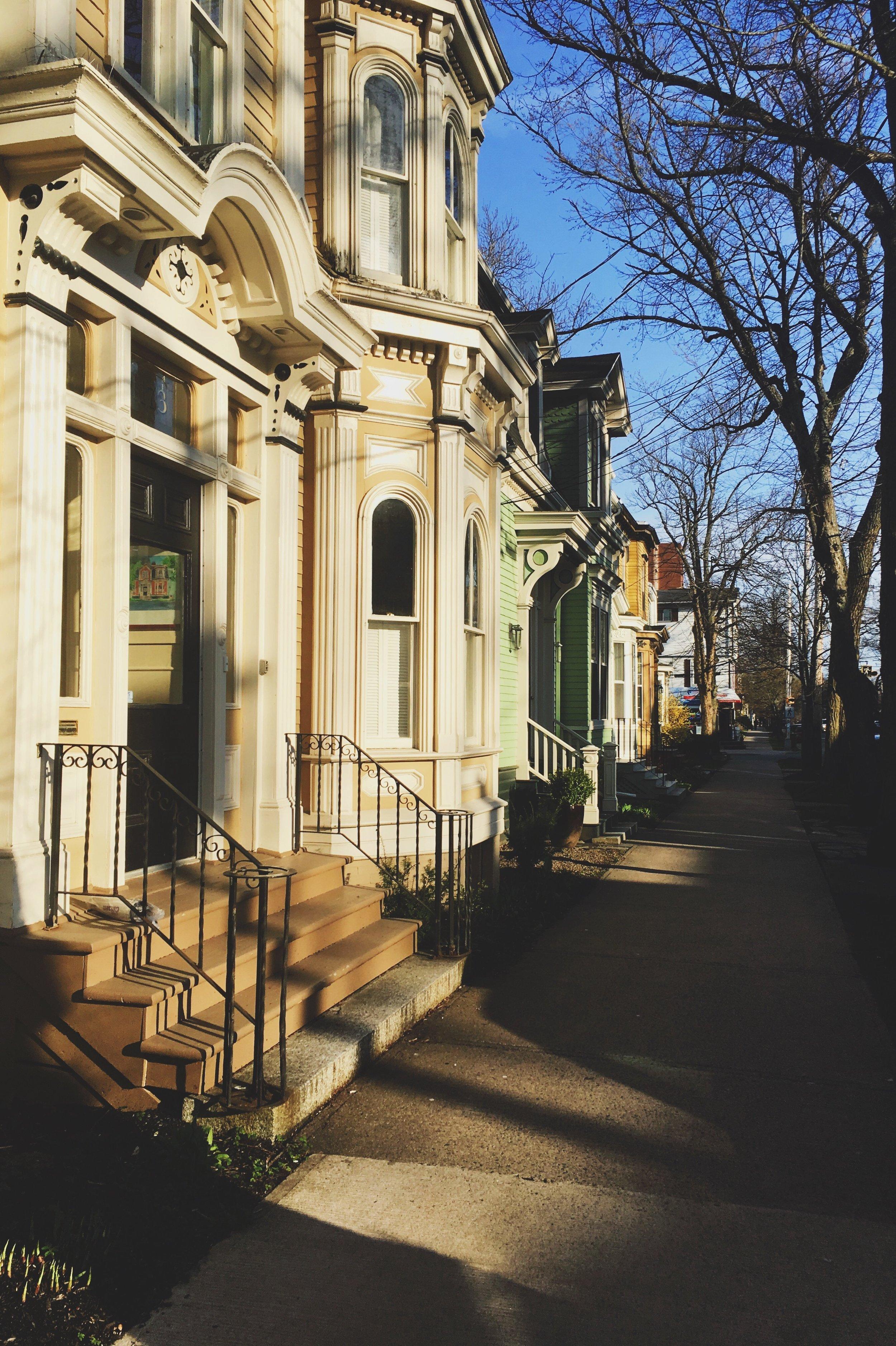 April 27th - Streets of Halifax
