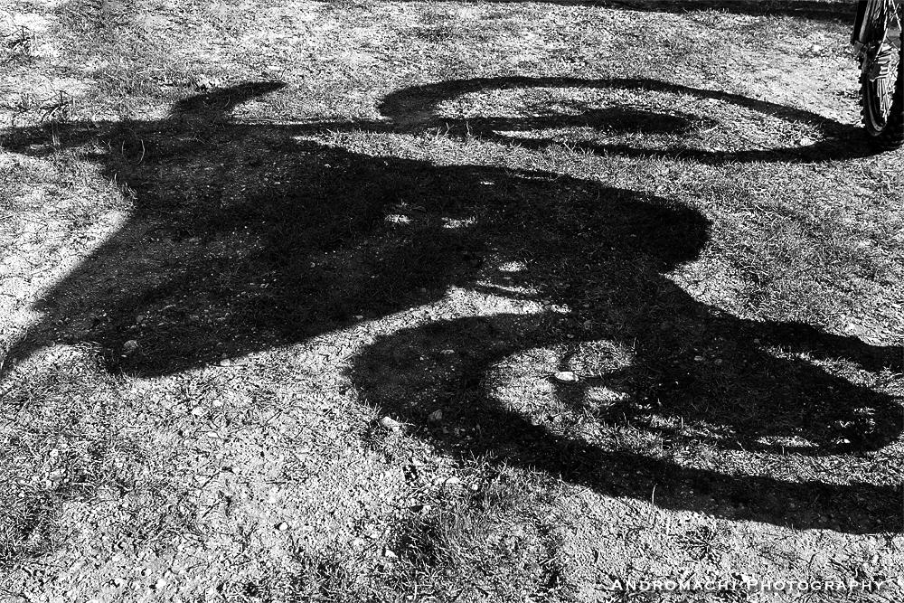 black shadow, Oropos area, Preveza, Greece