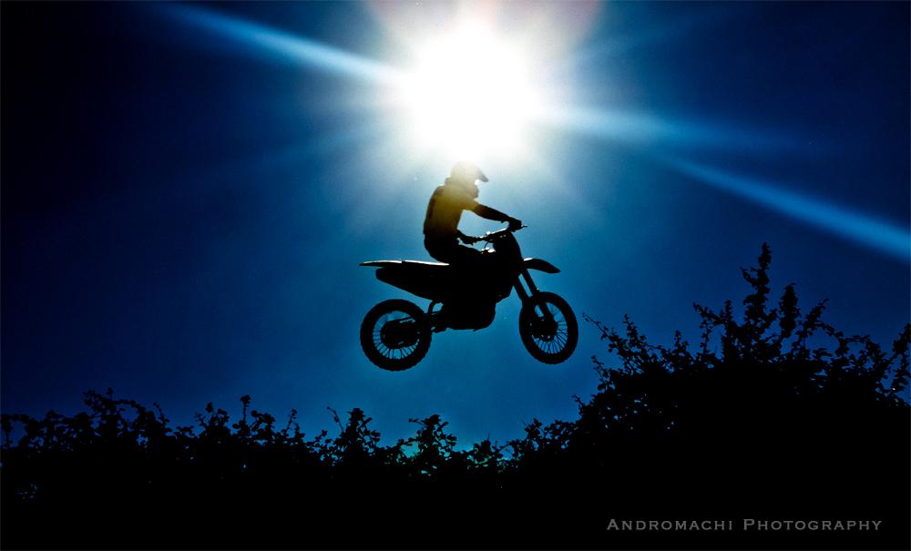rider's adventure knows no bounds, Oropos area, Preveza, Greece