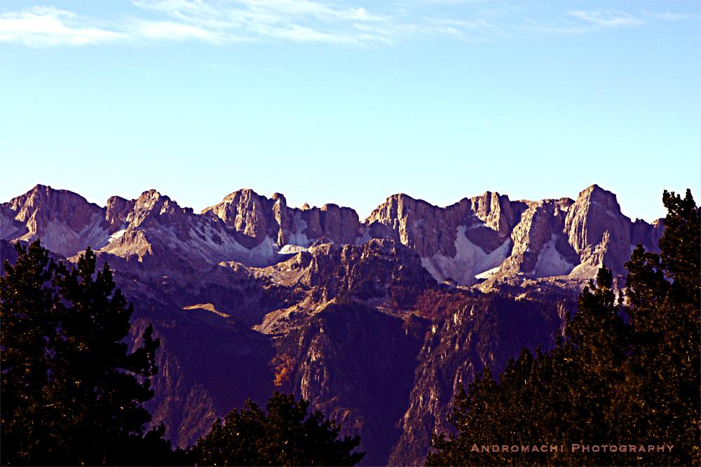 Gamila mountain, Epirus, Greece