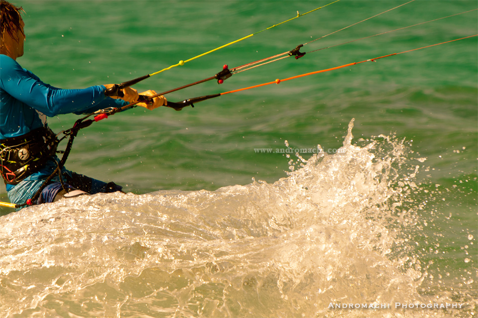 outdoor and kitesurf photography