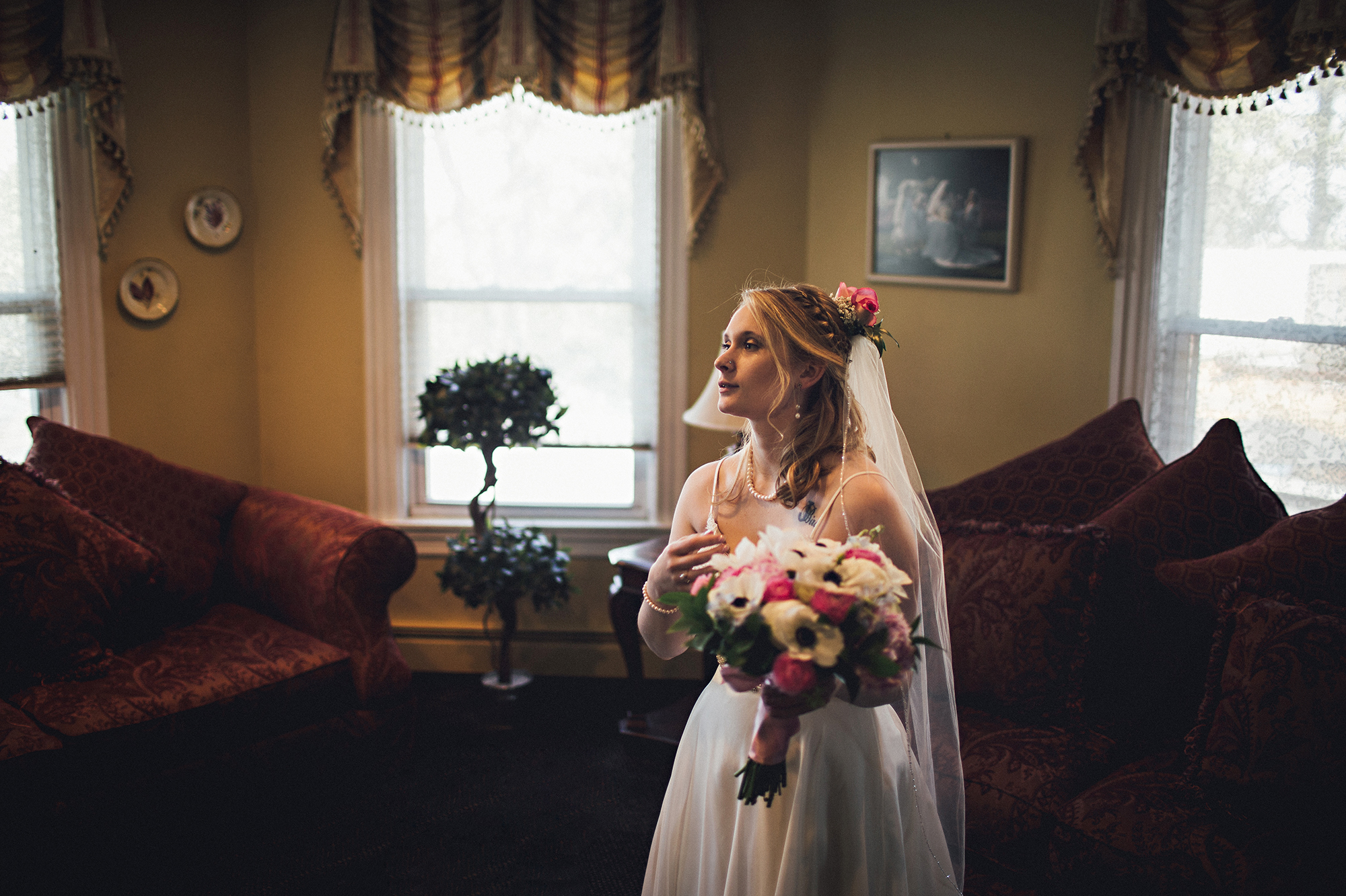 Sea Cliff Manor Wedding Photographer