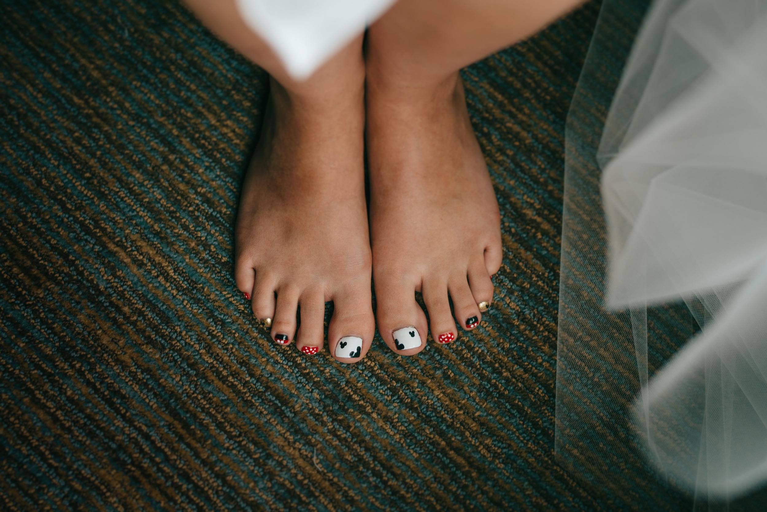 disney nail polish