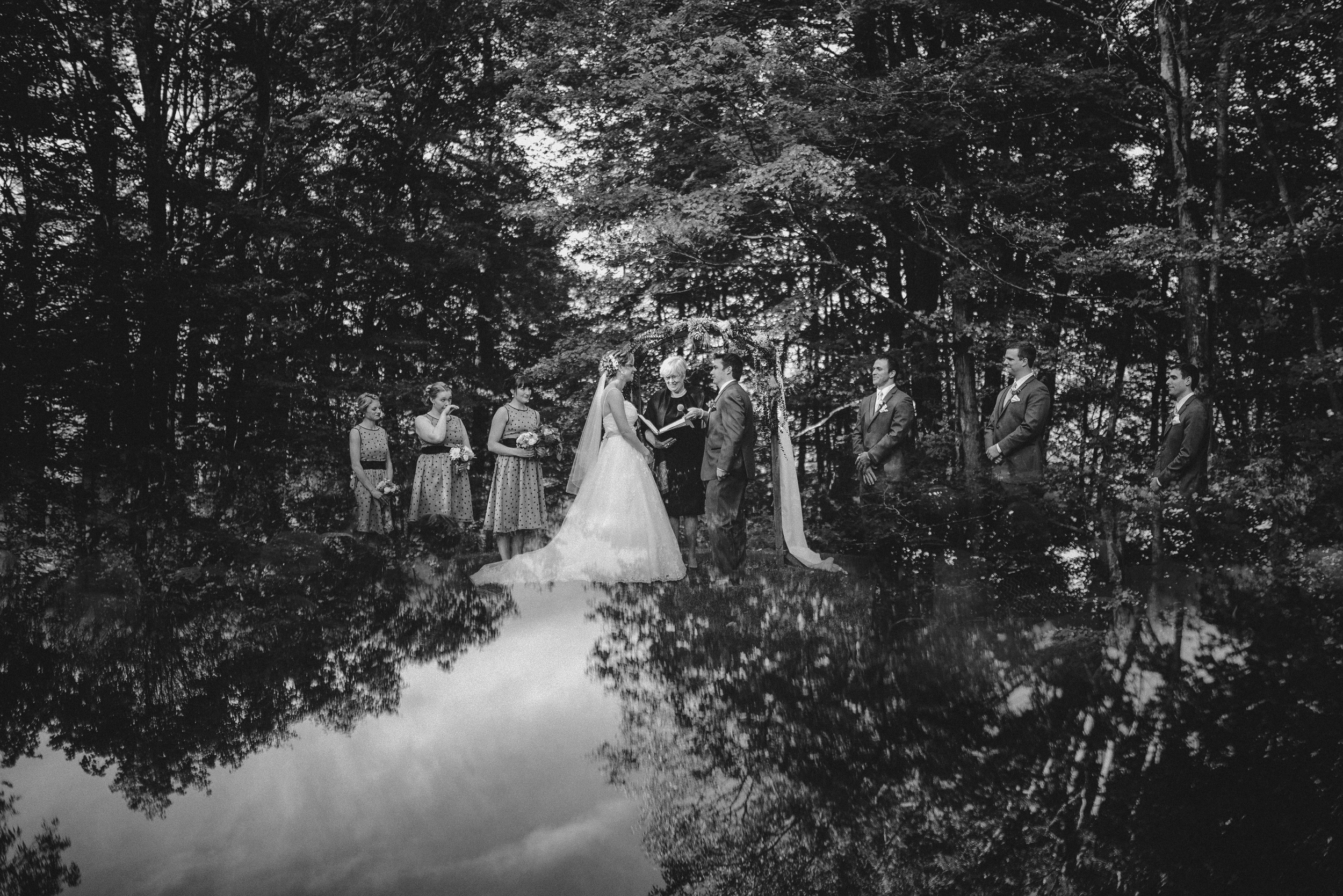 stonewall farm wedding ceremony