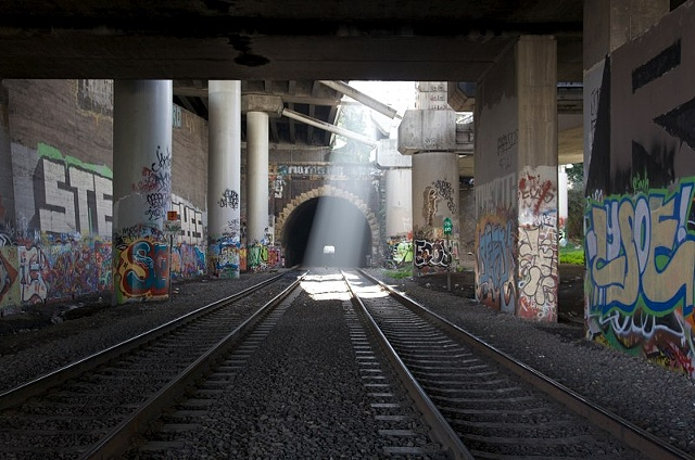 16th St Tunnell, San Francisco, CA