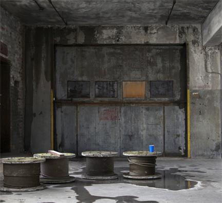 Warehouse Elevator 1, Detroit, MI