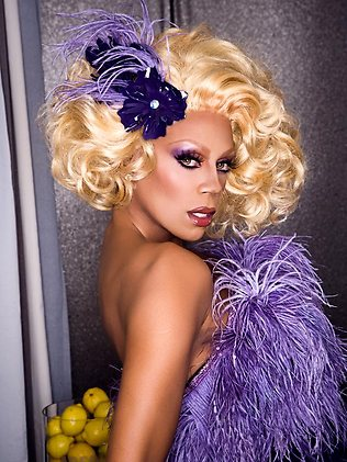 """We are all born naked, the rest is drag."" - RuPaul"