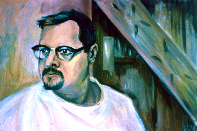 Portrait of Jeff Wannberg 2000