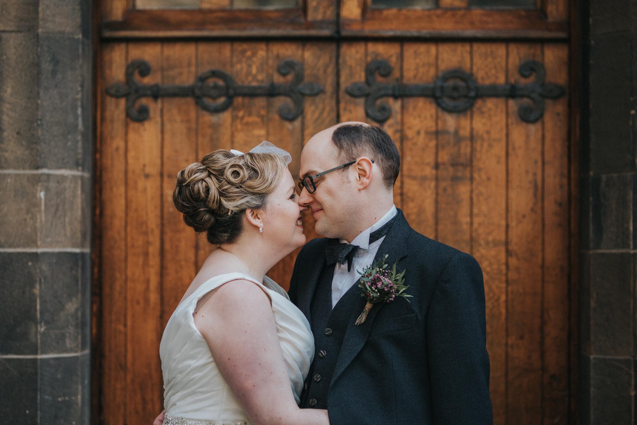 Glasgow University Wedding Photographer