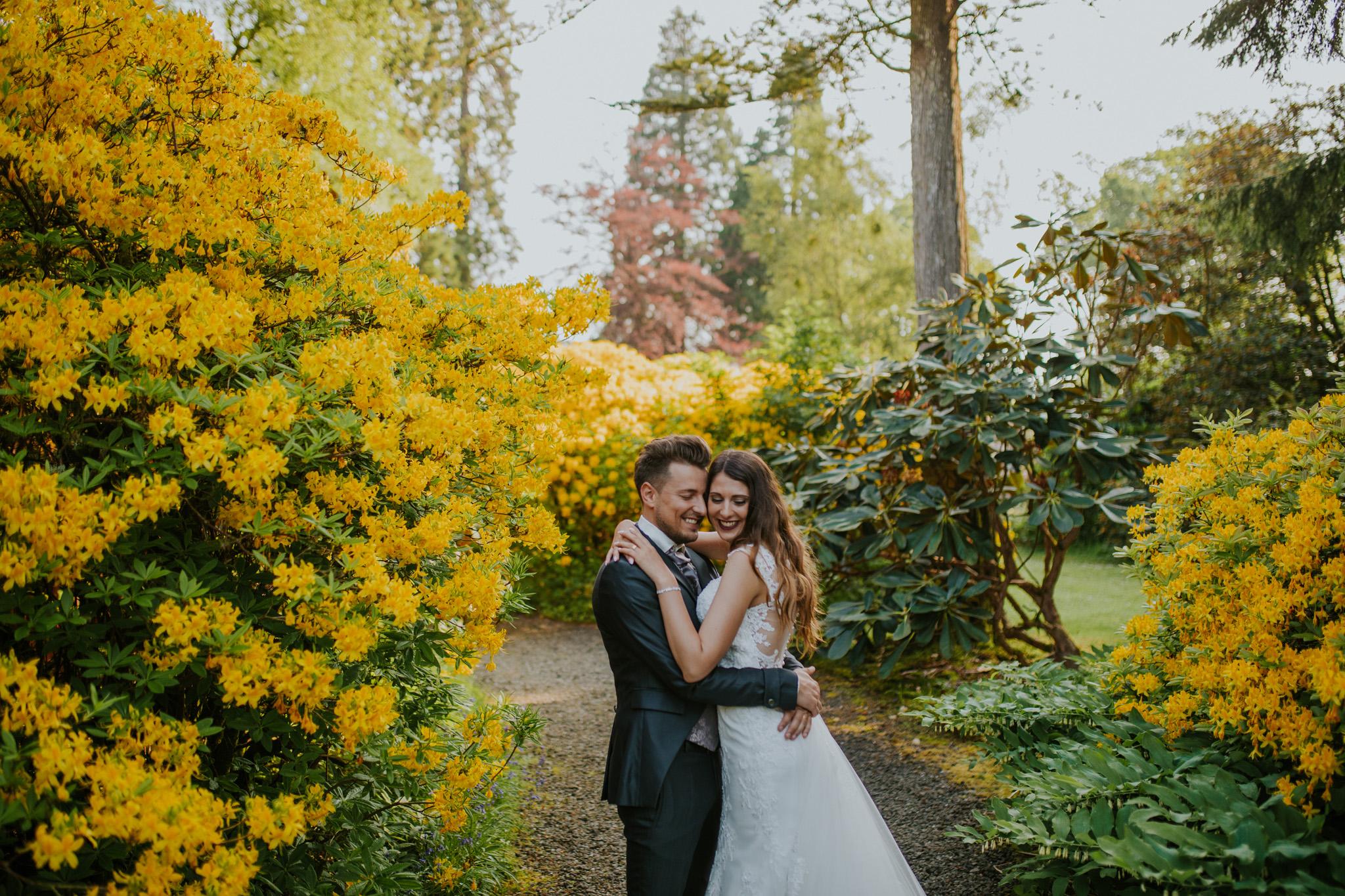 Ross Priory Wedding