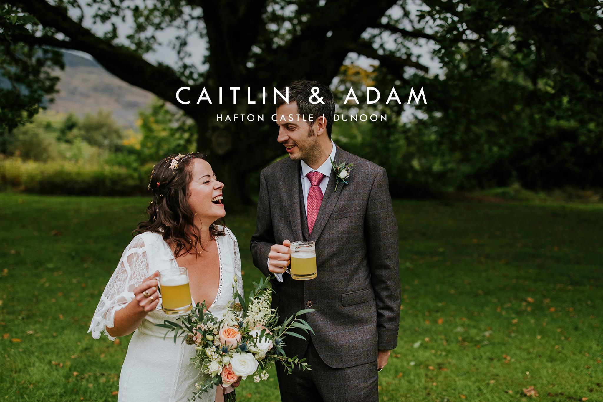 Hafton Castle Wedding Photographer