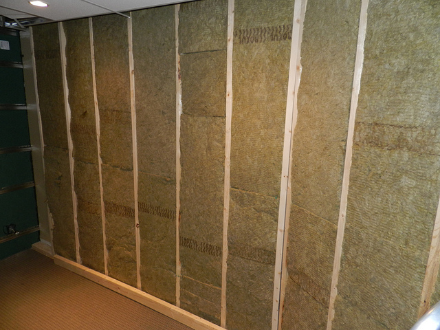 Energia Mineral Wool Wall Insulation