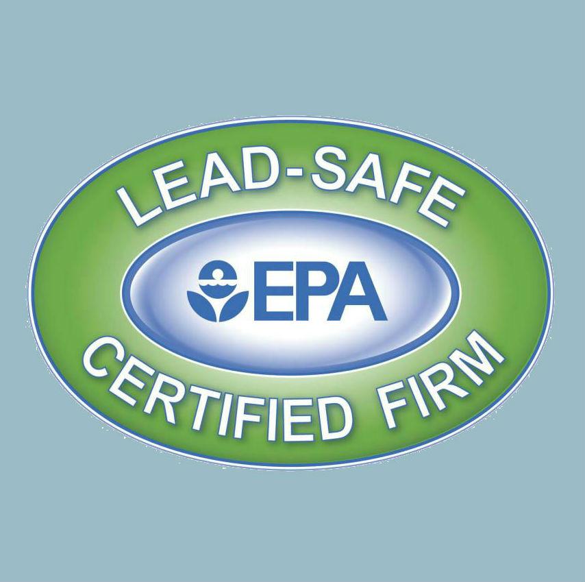 lead safe certified EPA logo Energia LLC