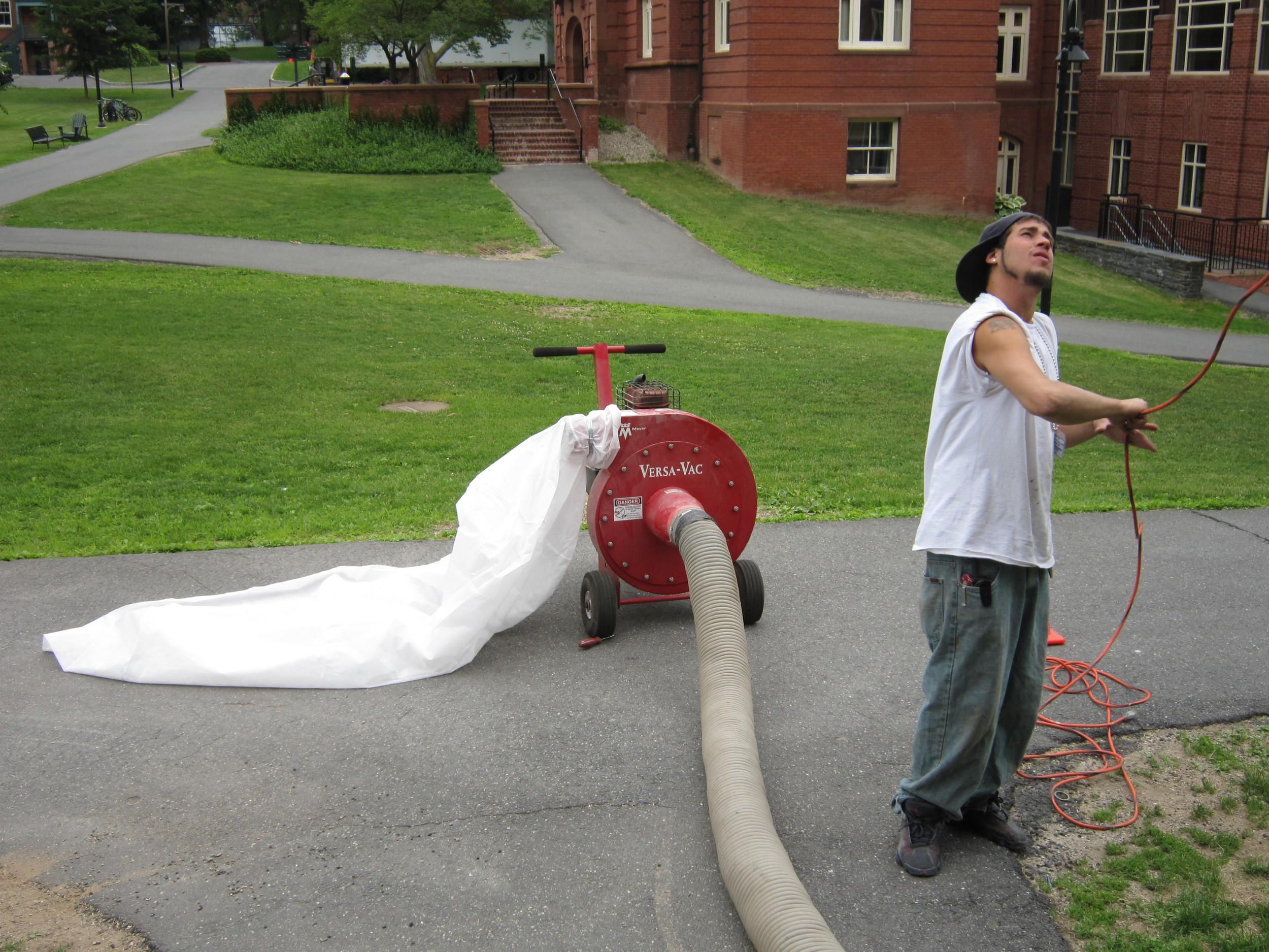 Insulation Vacuum Bag Method Energia