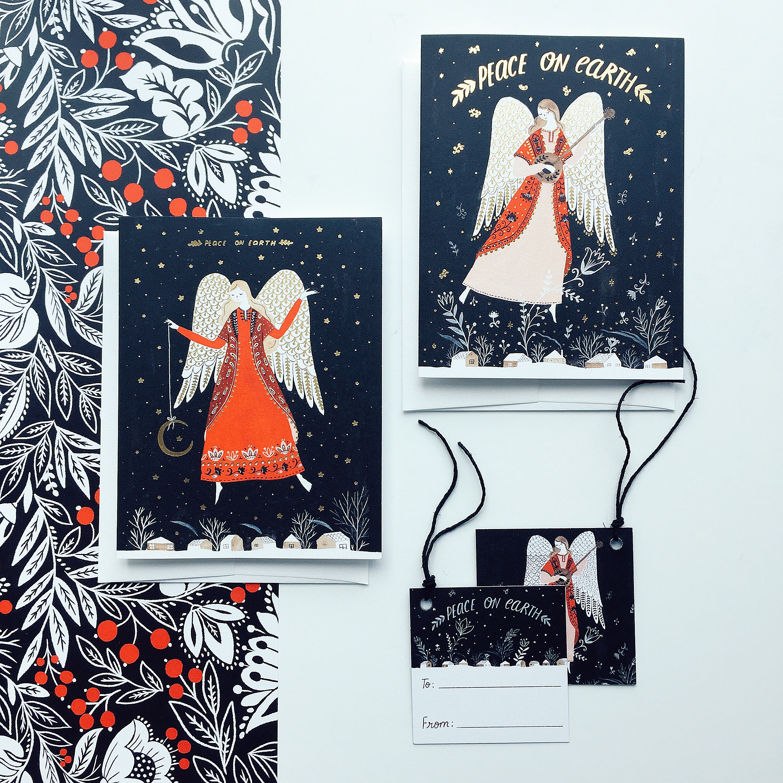 Dinara Mirtalipova Holiday Packaging 2016