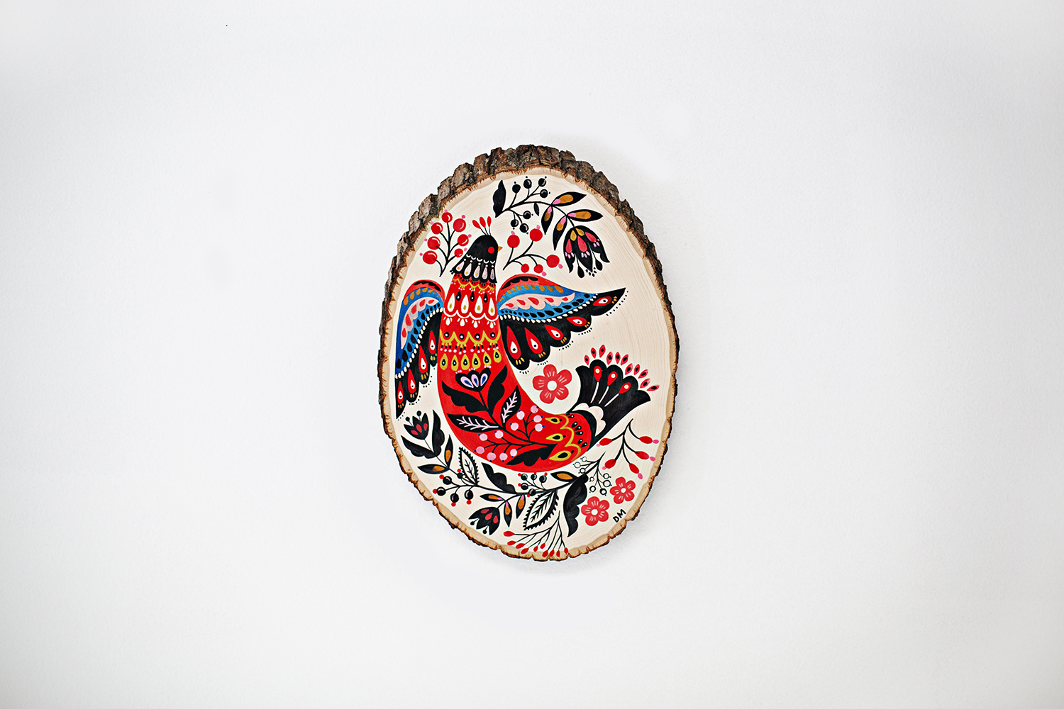 Dinara Mirtalipova Bird on Wood No1 B 72.jpg