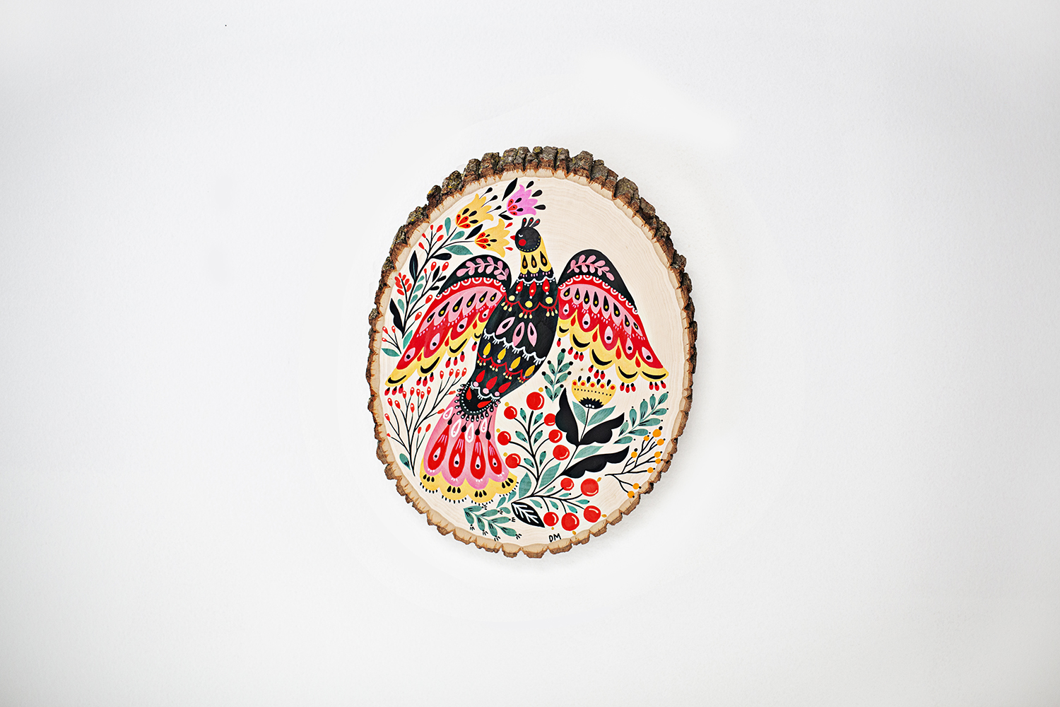 Dinara Mirtalipova Bird on Wood No3 B 72.jpg