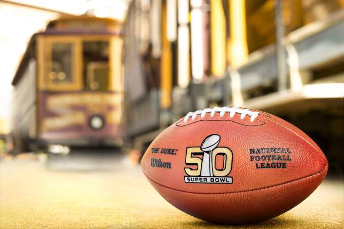 Photo: Super Bowl 50 Host Committee