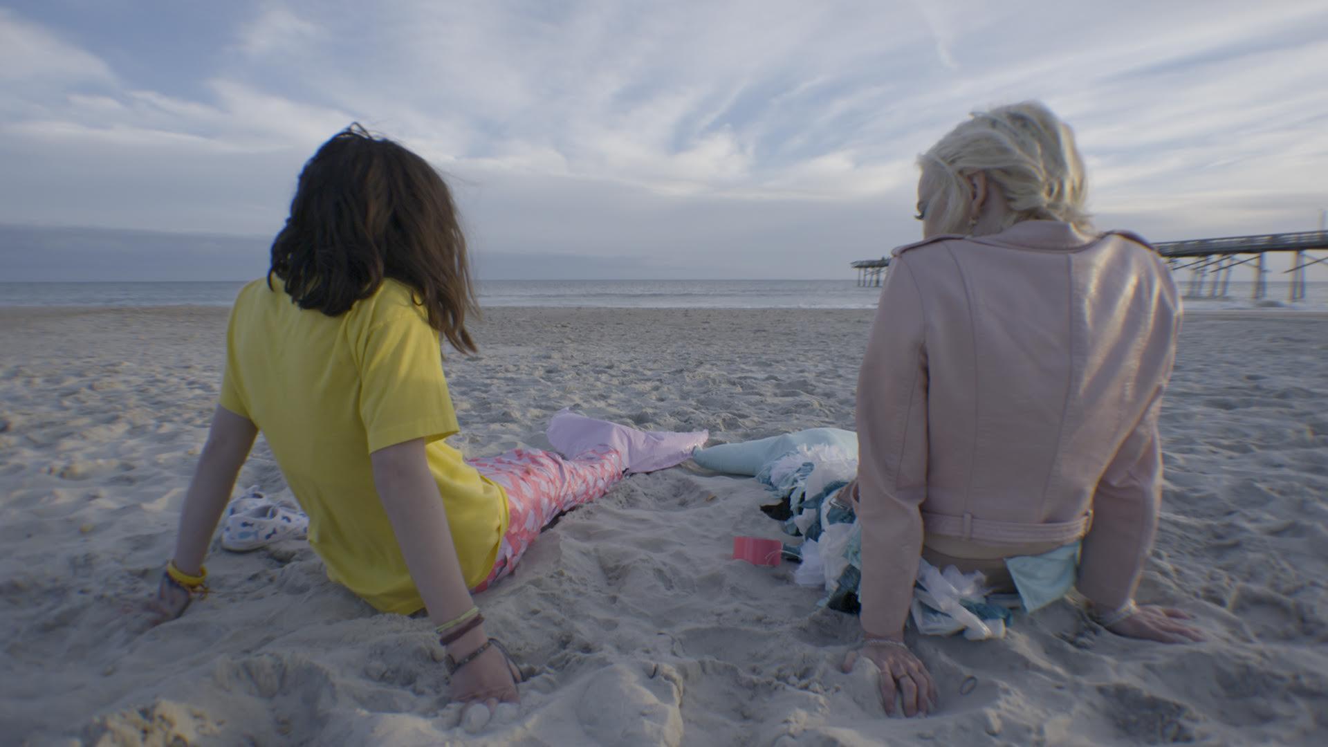 "Shot indie film in North Carolina - Still from short: ""Bait & Tackle"" playing Melanie—a hustling mermaid."