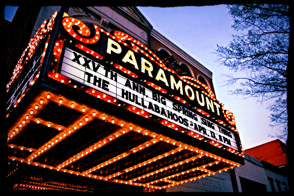 Big Spring Sing Thing XXV.  The Paramount Theater