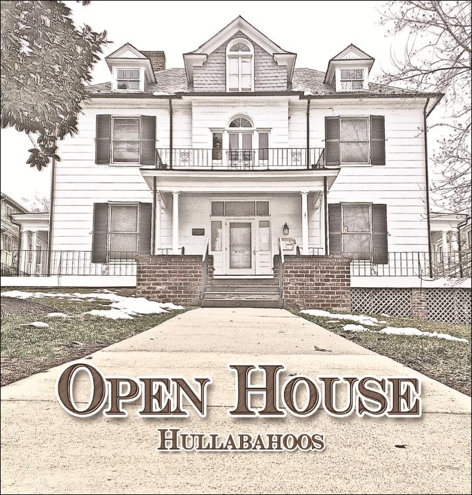 OPEN HOUSE - $15