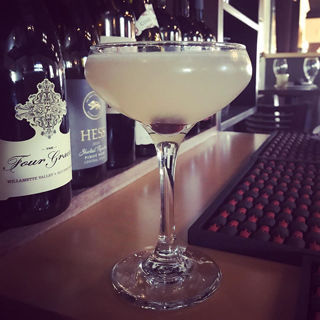 Corpse Reviver No. 2 kinda day...