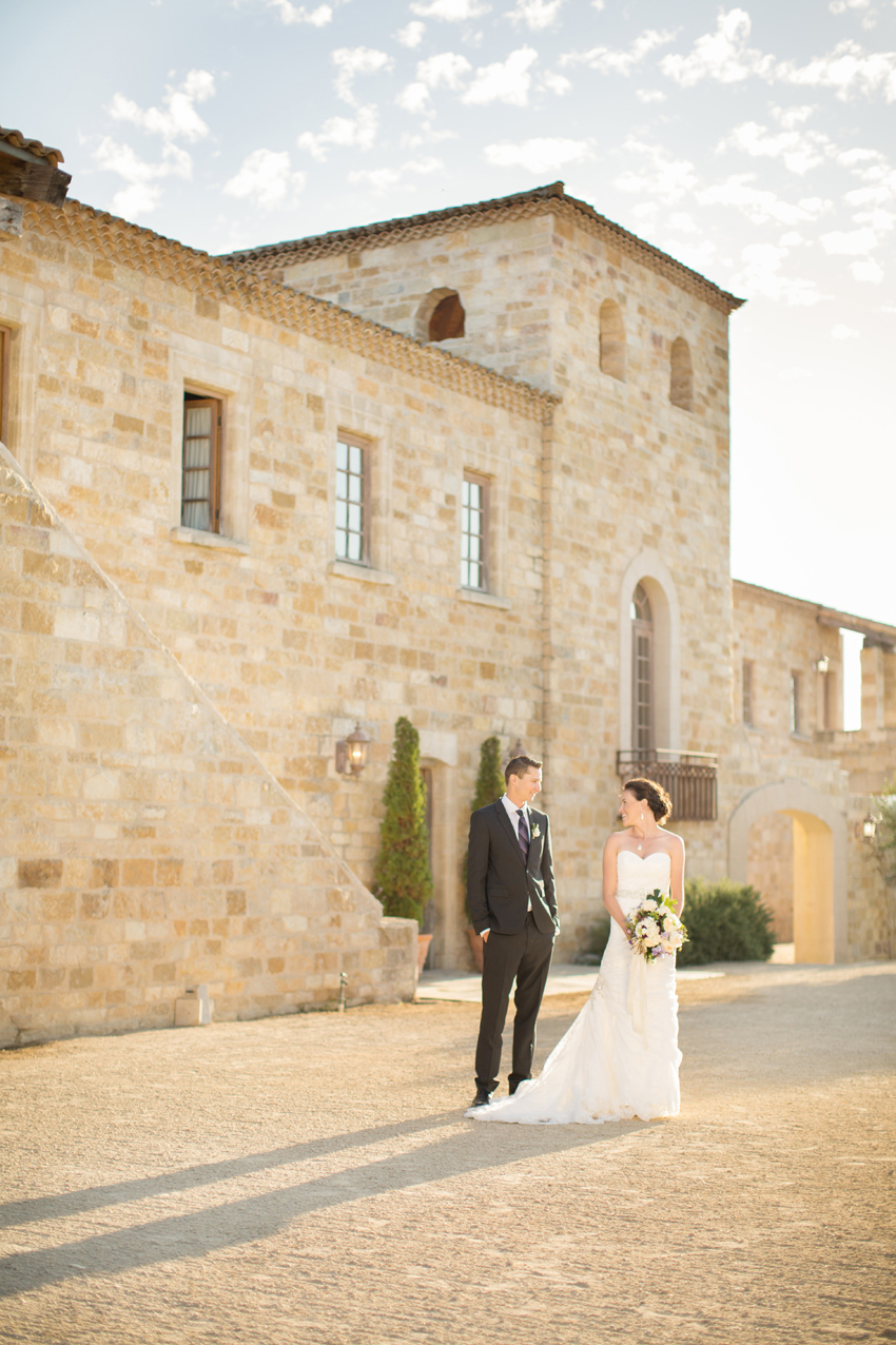 Check out the post about Stephanie and Paul's rustic and romantic wedding  here .
