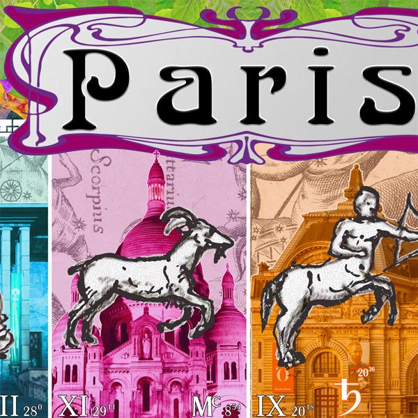 Paris - detail