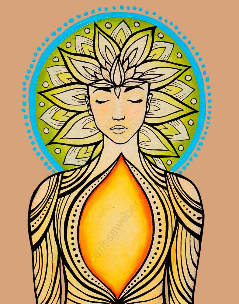 LotusHead-11x14-brwn.png
