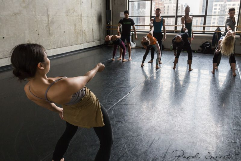 We asked EMD's talented apprentice and July's Artist of the Month, Jasmine Chiu, what meals and snacks keep her fueled for a long day of dancing. Photo by Pascal Sonnet.