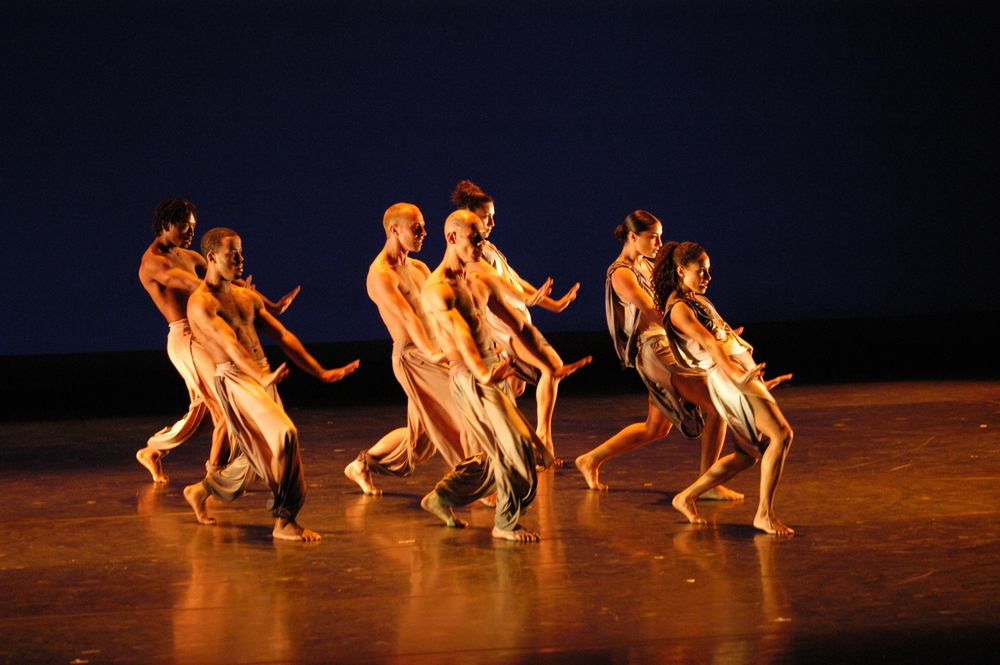 FORSETTING - Classic Elisa Monte Dance Repertory that can be set on your students or company!