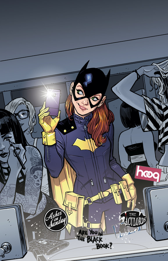 """Brenden Fletcher's """"Batgirl."""""""