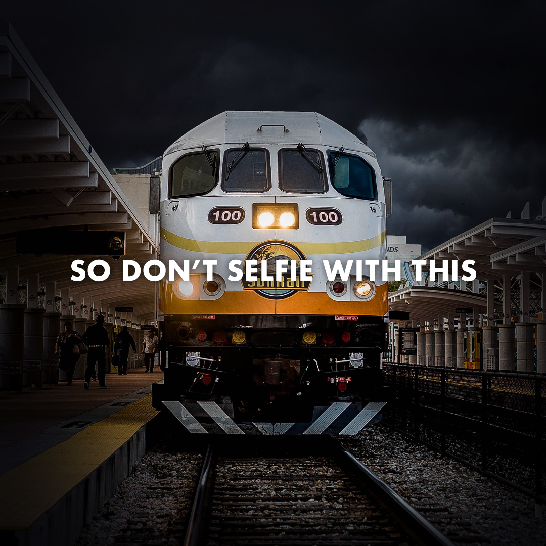SunRail Safety Campaign