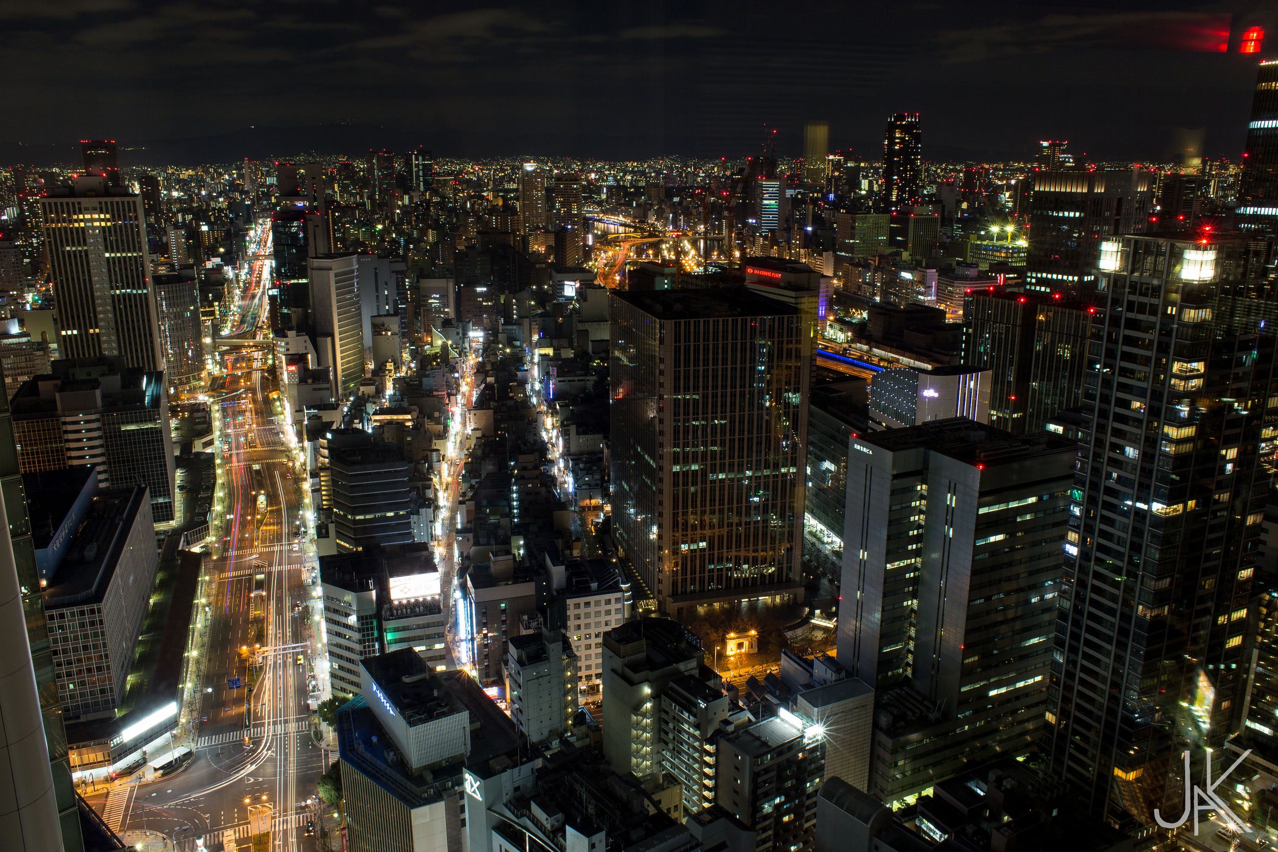 Osaka at Night 2