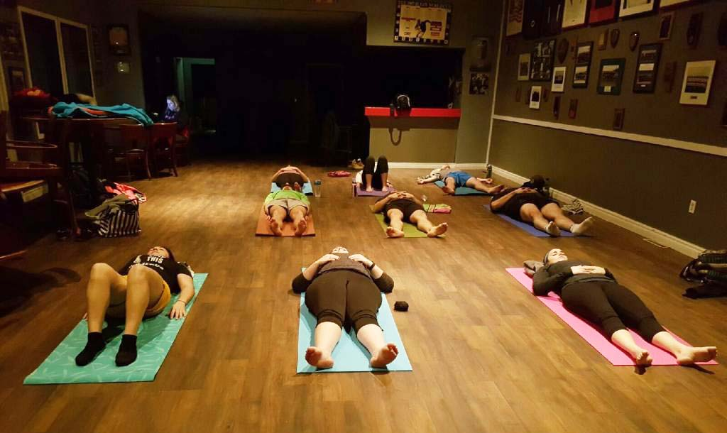 Yoga for Rugby