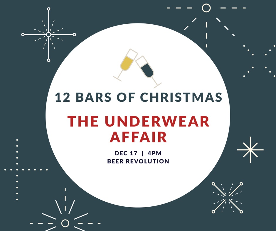 Join the Underwear Affair!