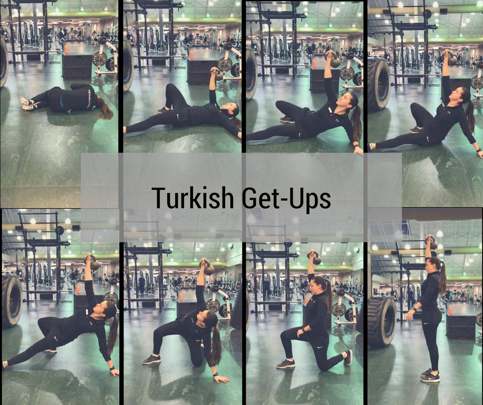 Turkish Get-Ups