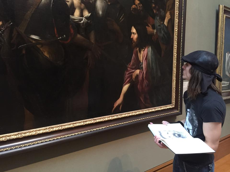 Y.A.P. Museum Visit: drawing from the masters