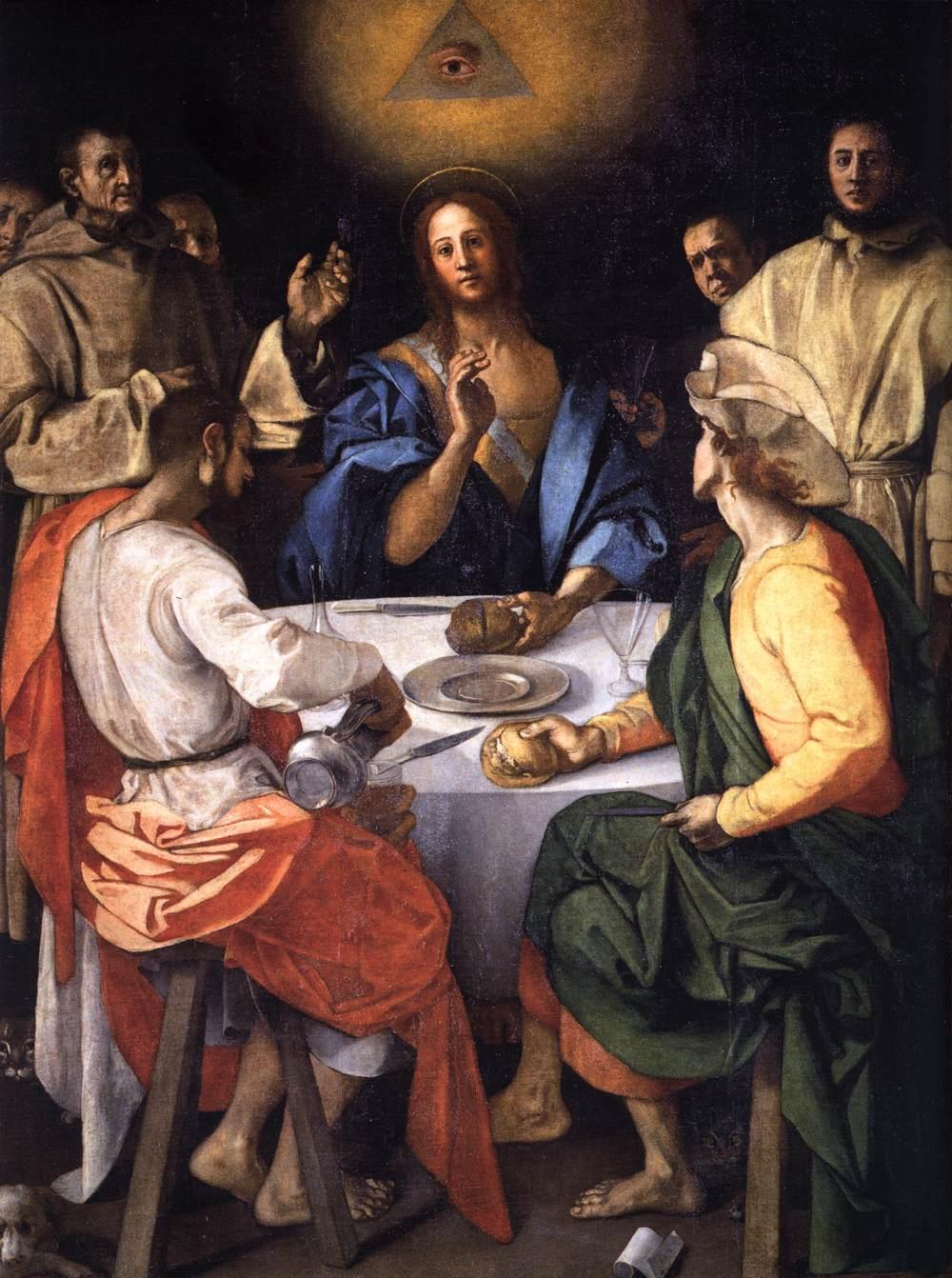 Supper in Emmaus