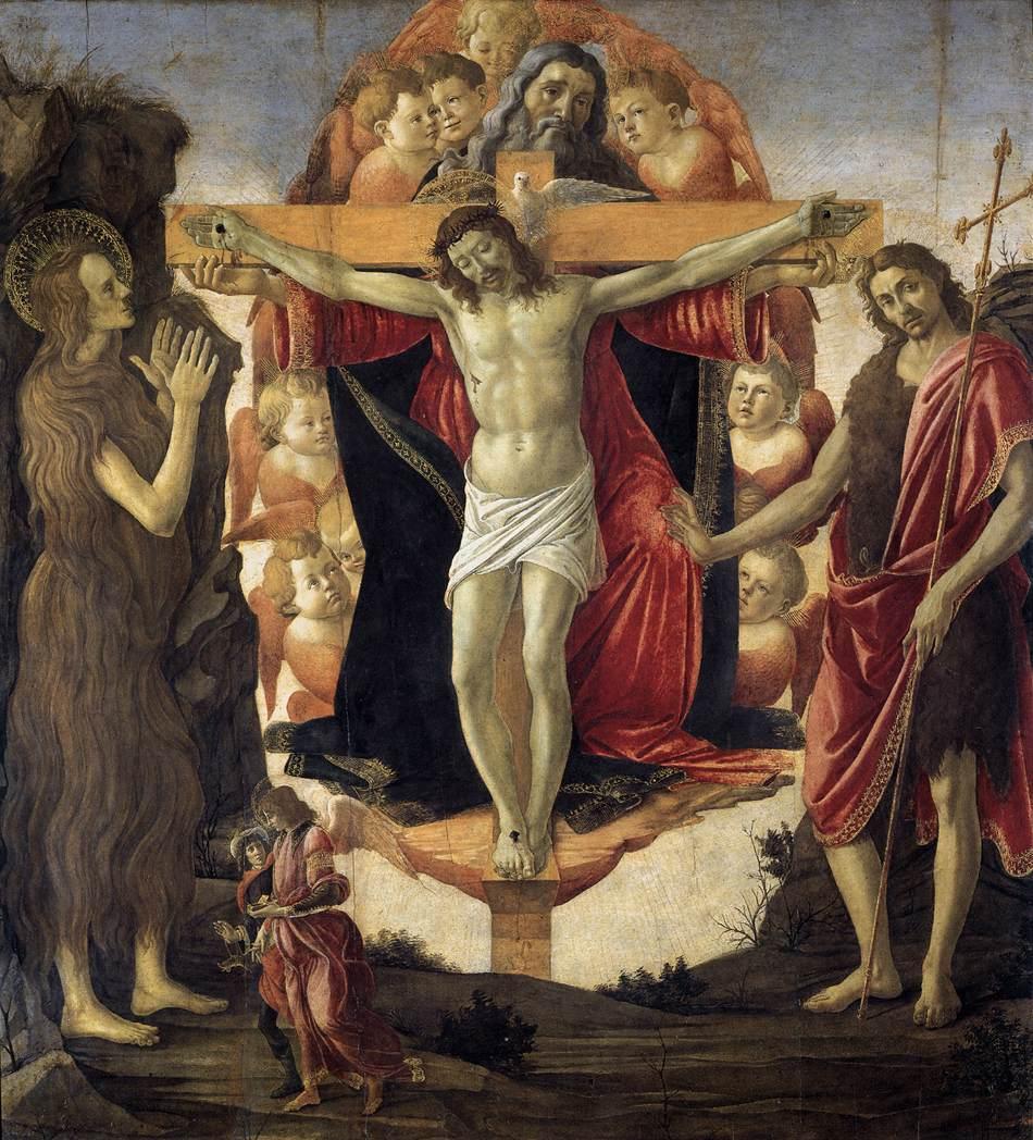 The Holy Trinity Altarpiece,