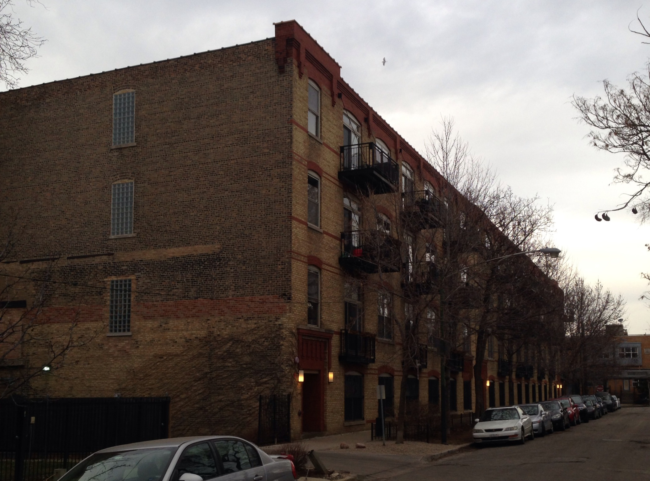 The former Majestic Wood Carving factory is now home to hundreds on Maplewood Avenue.